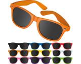 Sonnenbrille aus Kunststoff im Nerdlook, UV 400 Schutz